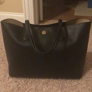 Tory Burch Black Brody Tote